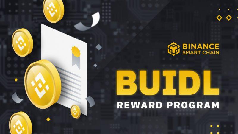 Binance-Smart-Chain-Buidl-Reward-Program