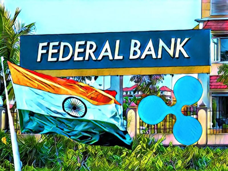 Federal Bank with Ripple XRP