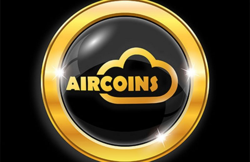 What are aircoins?