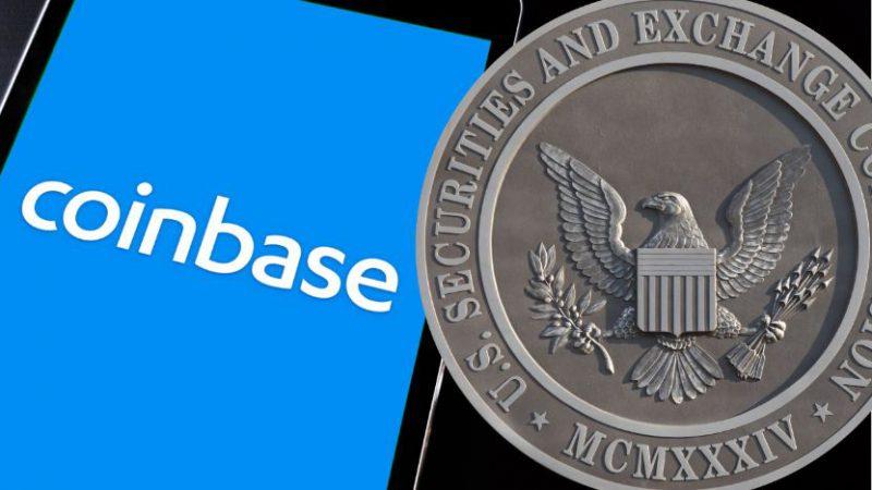 Coinbase vs Sec