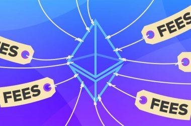 etherum transaction fee